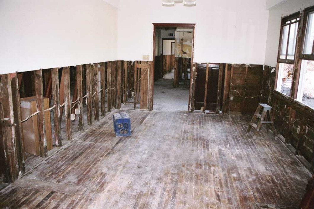 Treat Water Damage Right Away